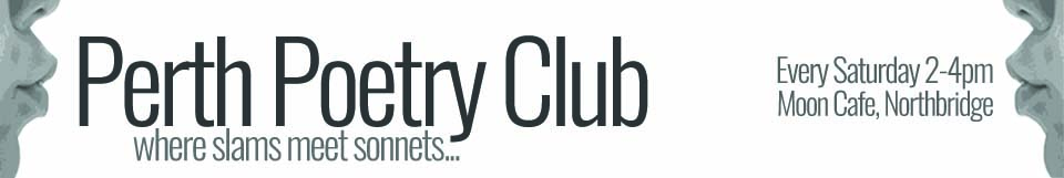 Welcome to the Perth Poetry Club Website | Perth Poetry Club